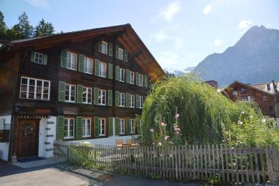 Apartment Synerzyt 2.5 - GriwaRent AG Grindelwald