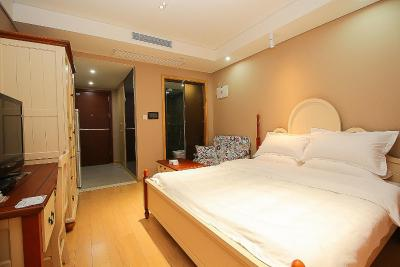 Golden Tiandi Holiday Apartment Haiyu Yangguang