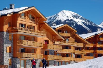 Apartments In Chalet Montalbert