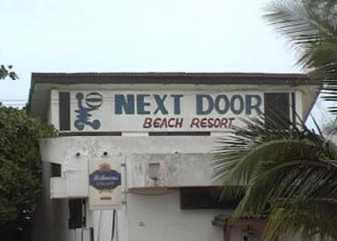 Next Door beach