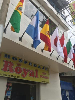 Royal Inn Puerto
