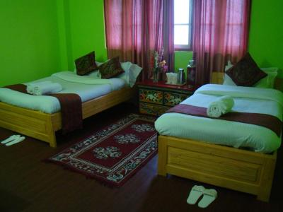 Hotel Golden Fish Lachung