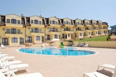 Nessebar Holiday Apartments E1-1