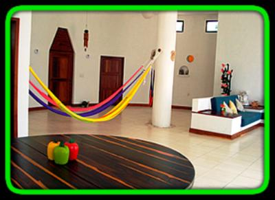 2 bedroom house at Bacalar Lagoon
