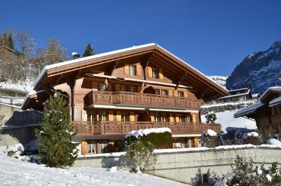 Apartment Chamonix 4.5 - GriwaRent AG Grindelwald
