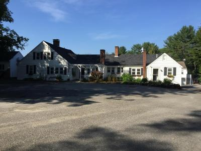 The New Hampshire Mountain Inn