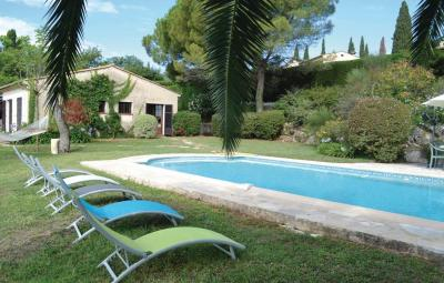 Holiday Home La Gaude Chemin H.Berenguier
