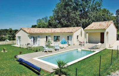 Holiday home Montboucher sur Jabron 77 with Outdoor Swimmingpool