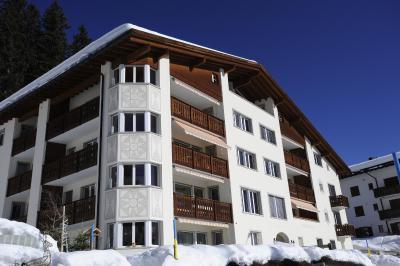 Guesthouse Chalchboda Arosa