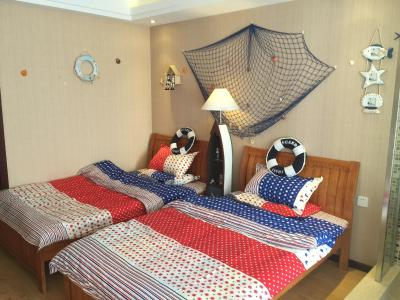 Dali Qise Sea Garden Sea View Holiday Theme Hotel