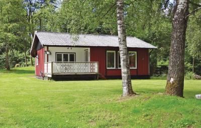 Holiday home Björkekulla Fegen