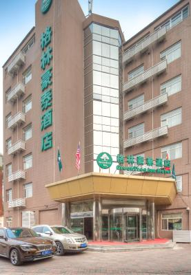 Greentree Inn Tianjin Railway Station
