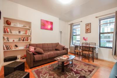 One Bedroom Apartment - 2nd Avenue New York