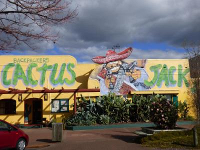 Cactus Jacks Backpackers