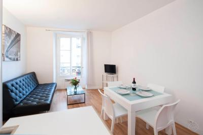 Bastille St Maur Apartment