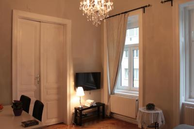 Vienna New Apartment Centre Luxury