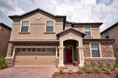 Championsgate Eight-Bedroom House 1464