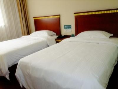 GreenTree Inn Shandong Rizhao Railway Station Express Hotel