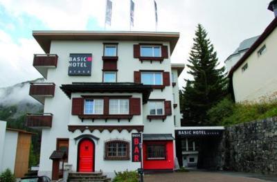 Basic Hotel Arosa Arosa