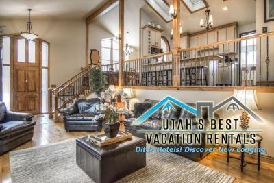 Cottonwood Vacation Homes by Utah's Best Vacation Rentals