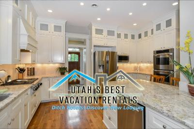 Luxury Villa Downtown Salt Lake by Utah's Best Vacation Rentals