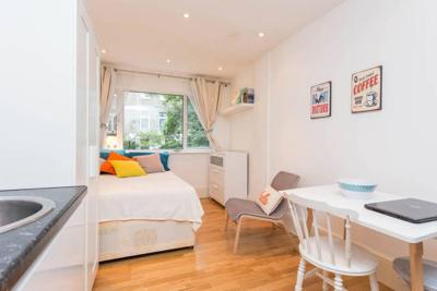 Amazing Flat In Maida Vale