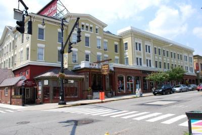 The Yankee Pedlar Inn