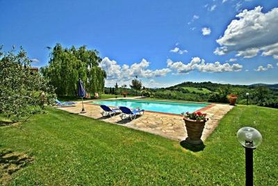 Holiday home La Ripa