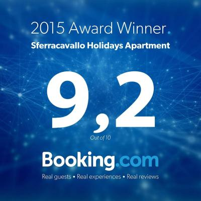 Sferracavallo Holidays Apartment