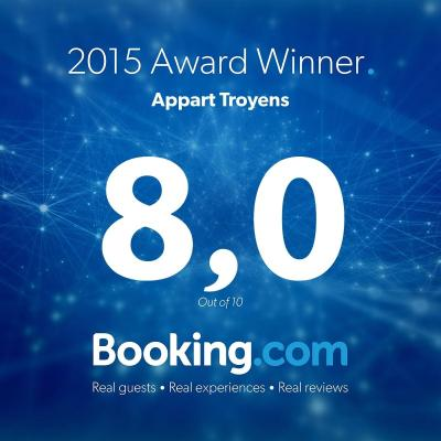 Appart'Hotel Troyens 46