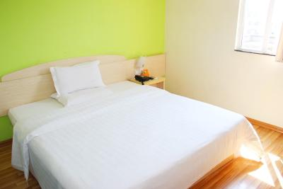 7 Days Inn Jiujiang Dazhong Walking Street Branch