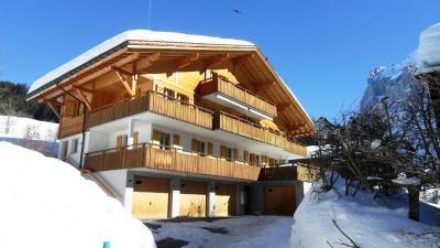 Apartment Alpin DG 4.5 - GriwaRent AG Grindelwald