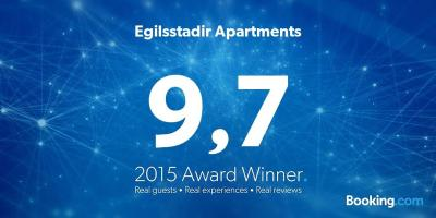 Egilsstadir Apartments