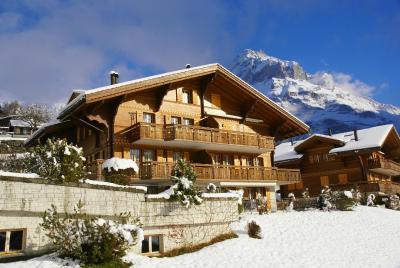 Apartment Nagano - GriwaRent AG Grindelwald