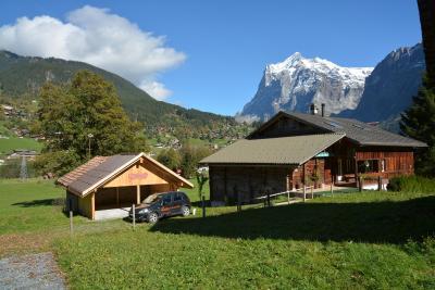Chalet Casa Rose - GriwaRent AG Grindelwald