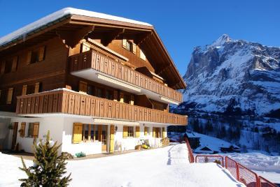 Apartment Fieschersunne 3.5 - GriwaRent AG Grindelwald