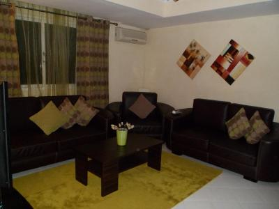 Apartement in the heart of casablanca