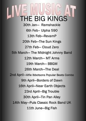 Kings Arms S18