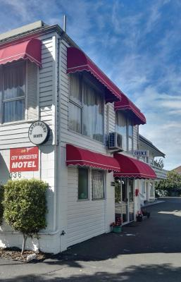 City Worcester Motel