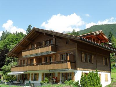 Apartment Bärhag 4.5 - GriwaRent AG Grindelwald