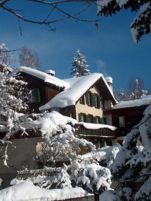 Chalet Hohturnen Grindelwald