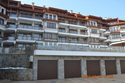 Apartment Dvoretsa Balchik