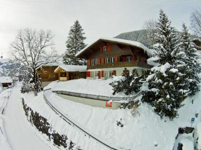 Apartment Seraina 5.5 - GriwaRent AG Grindelwald