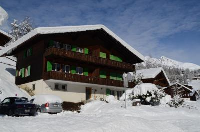 Apartment Lucina 2.5 - GriwaRent AG Grindelwald