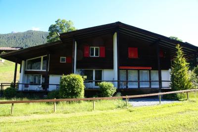 Apartment Nussbaum - GriwaRent AG Grindelwald