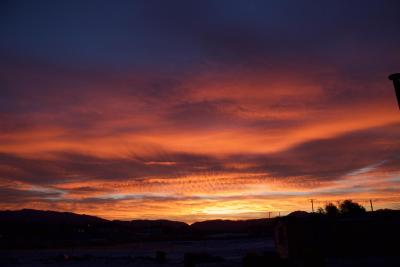 Tecopa Sunrise