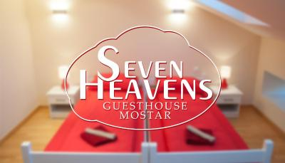 Guest house Seven Heavens Mostar