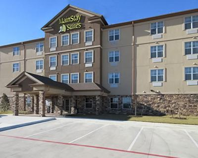 MainStay Suites Cotulla