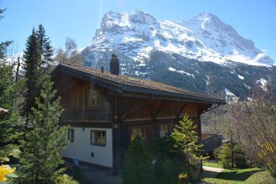 Apartment Nussbräch 4.5 - GriwaRent AG Grindelwald