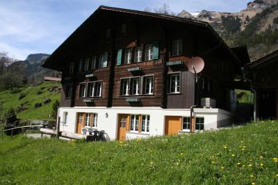 Beim See Grindelwald